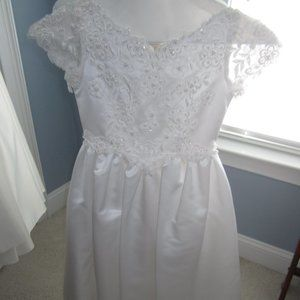GORGEOUS NEW FLOWER GIRL DRESS MELODY BRIDAL